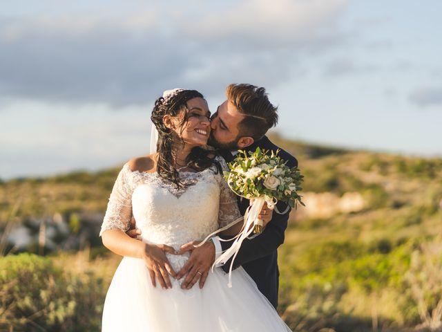 Il matrimonio di Jessica e Marco a Cagliari, Cagliari 56