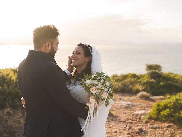 Il matrimonio di Jessica e Marco a Cagliari, Cagliari 57