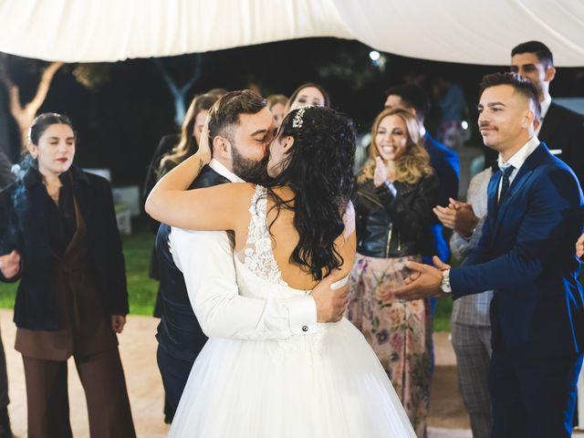 Il matrimonio di Jessica e Marco a Cagliari, Cagliari 82