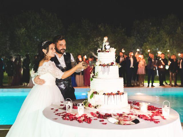 Il matrimonio di Jessica e Marco a Cagliari, Cagliari 94
