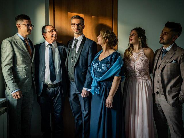 Il matrimonio di Giuseppe e Francesca a Legnano, Milano 5