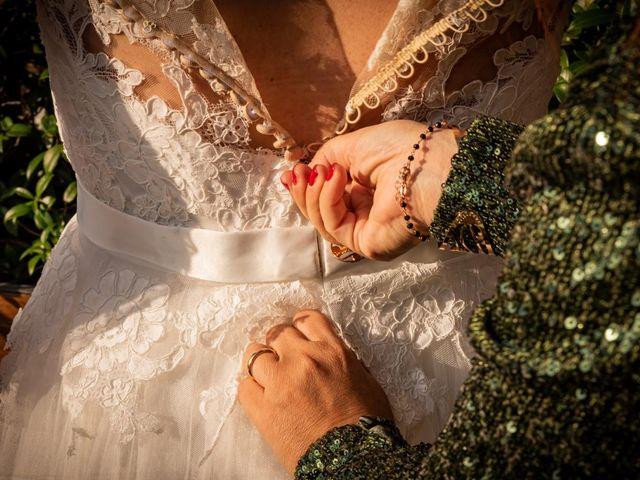 Il matrimonio di Giuseppe e Francesca a Legnano, Milano 12