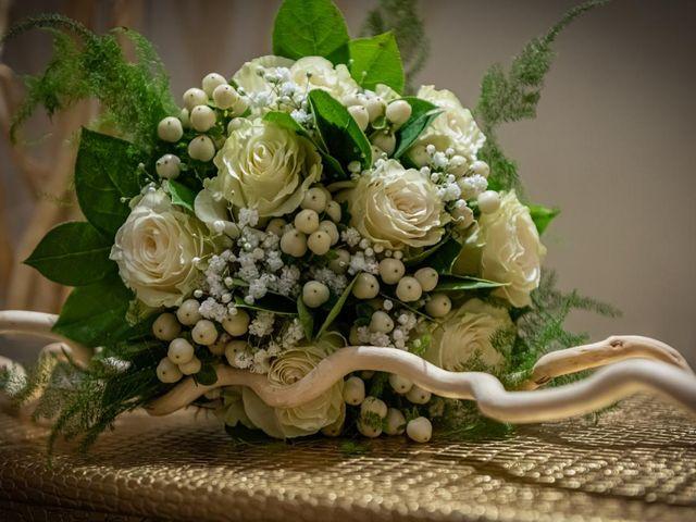 Il matrimonio di Giuseppe e Francesca a Legnano, Milano 13