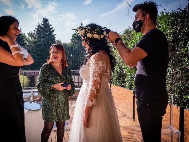 Il matrimonio di Giuseppe e Francesca a Legnano, Milano 16