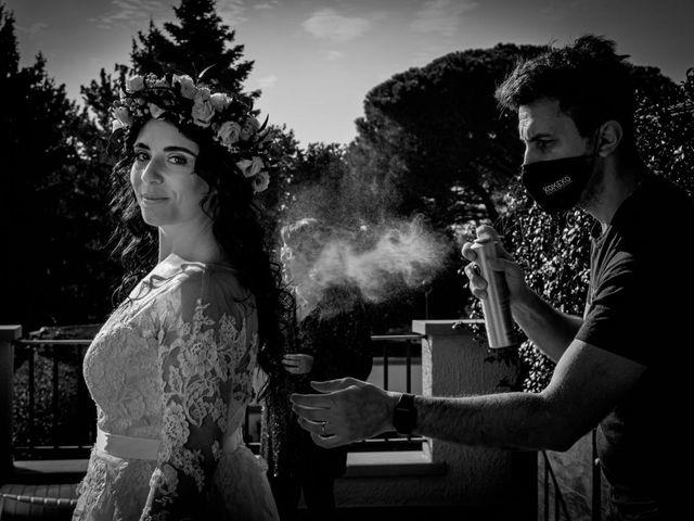 Il matrimonio di Giuseppe e Francesca a Legnano, Milano 17