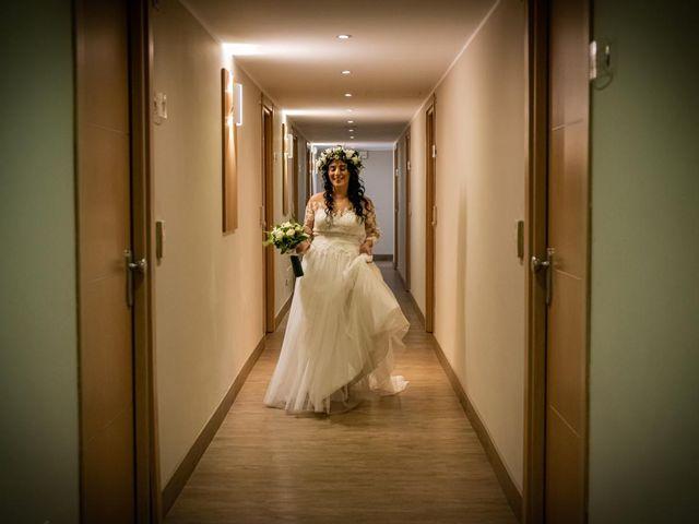 Il matrimonio di Giuseppe e Francesca a Legnano, Milano 19