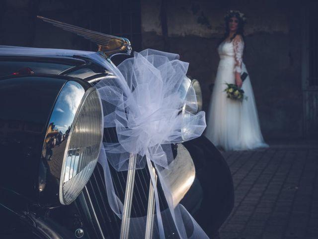 Il matrimonio di Giuseppe e Francesca a Legnano, Milano 23
