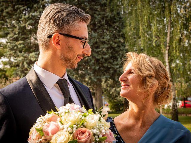 Il matrimonio di Giuseppe e Francesca a Legnano, Milano 24