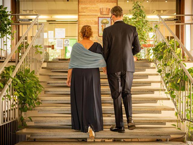 Il matrimonio di Giuseppe e Francesca a Legnano, Milano 25