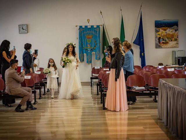 Il matrimonio di Giuseppe e Francesca a Legnano, Milano 29