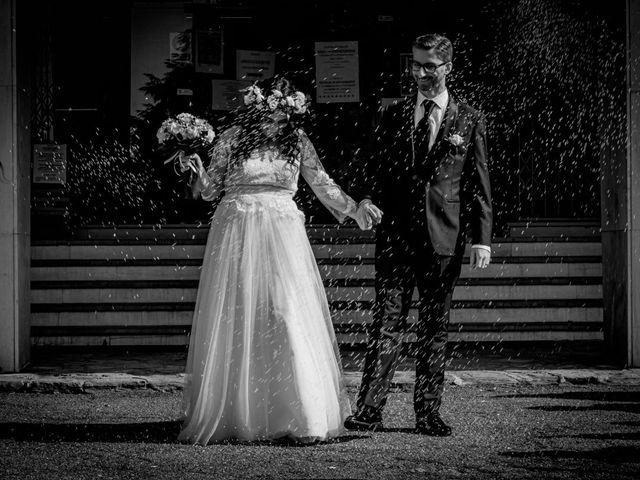 Il matrimonio di Giuseppe e Francesca a Legnano, Milano 39
