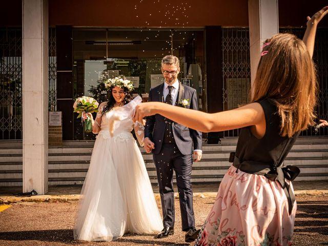 Il matrimonio di Giuseppe e Francesca a Legnano, Milano 40