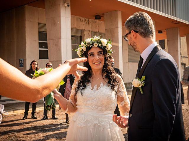 Il matrimonio di Giuseppe e Francesca a Legnano, Milano 41