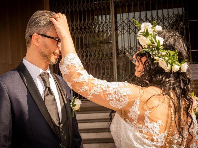 Il matrimonio di Giuseppe e Francesca a Legnano, Milano 43