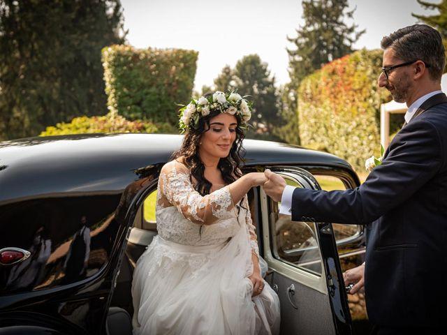 Il matrimonio di Giuseppe e Francesca a Legnano, Milano 46