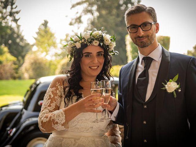 Il matrimonio di Giuseppe e Francesca a Legnano, Milano 47