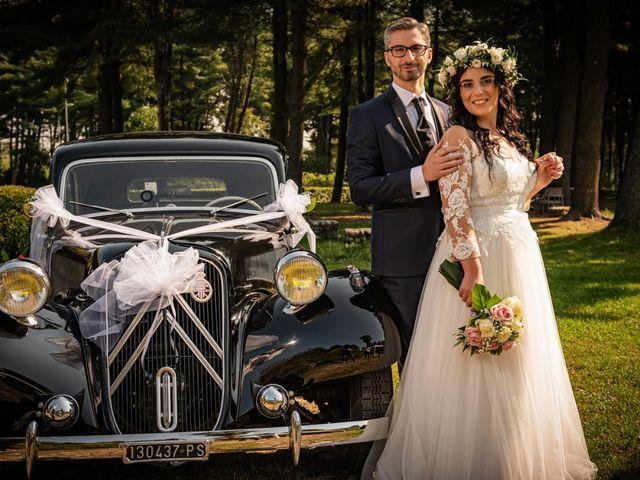 Il matrimonio di Giuseppe e Francesca a Legnano, Milano 48