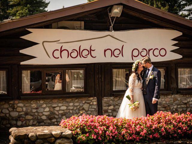 Il matrimonio di Giuseppe e Francesca a Legnano, Milano 49