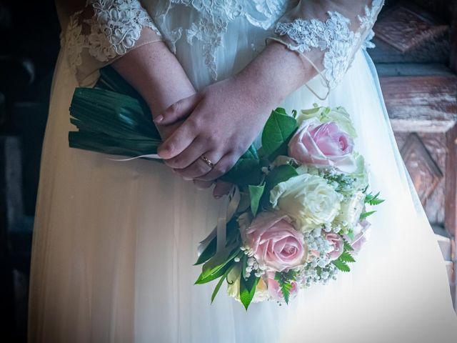 Il matrimonio di Giuseppe e Francesca a Legnano, Milano 52