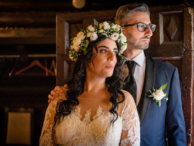 Il matrimonio di Giuseppe e Francesca a Legnano, Milano 53