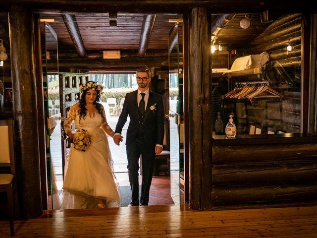 Il matrimonio di Giuseppe e Francesca a Legnano, Milano 54