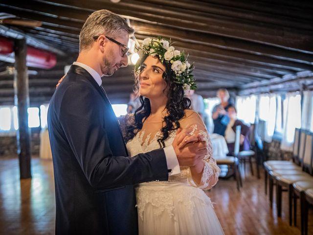 Il matrimonio di Giuseppe e Francesca a Legnano, Milano 55