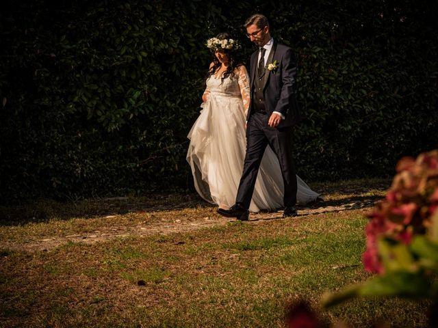 Il matrimonio di Giuseppe e Francesca a Legnano, Milano 58
