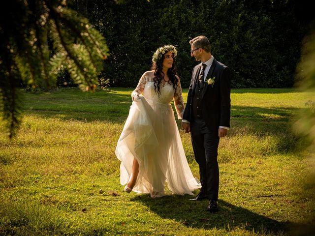 Il matrimonio di Giuseppe e Francesca a Legnano, Milano 59