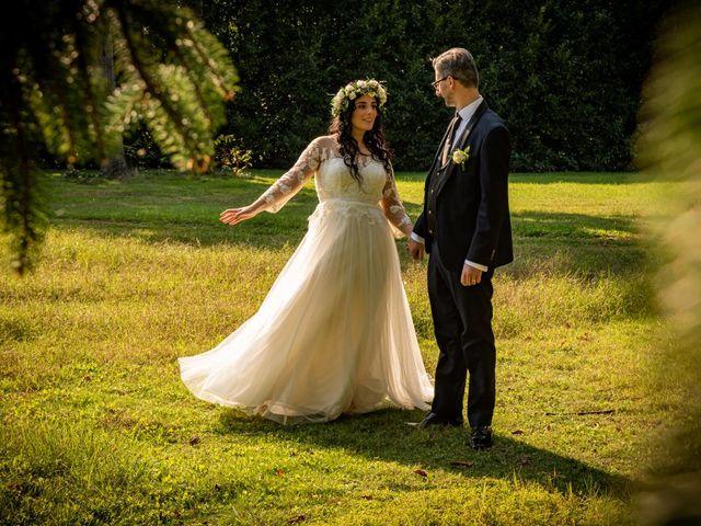 Il matrimonio di Giuseppe e Francesca a Legnano, Milano 60