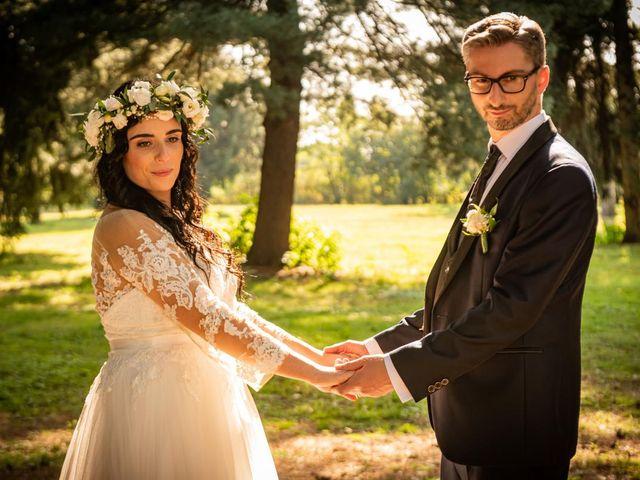Il matrimonio di Giuseppe e Francesca a Legnano, Milano 61