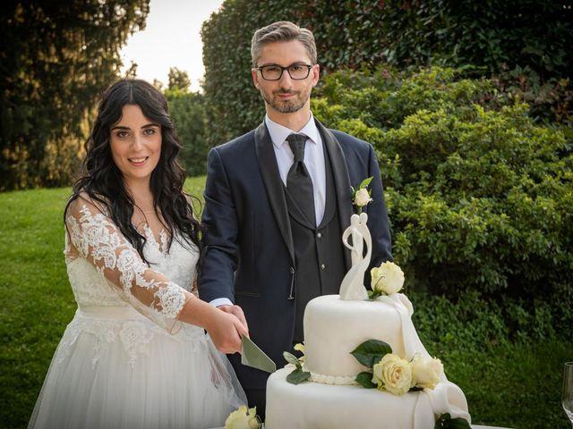 Il matrimonio di Giuseppe e Francesca a Legnano, Milano 64