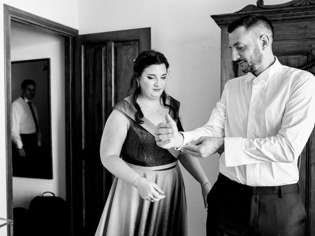Il matrimonio di Fabio e Roxana a Cocconato, Asti 5