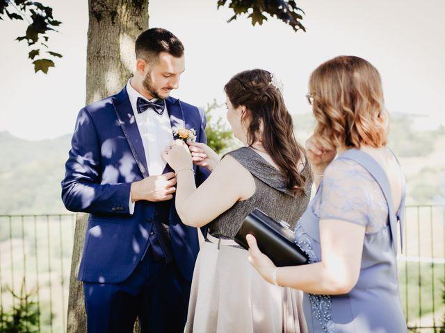 Il matrimonio di Fabio e Roxana a Cocconato, Asti 19