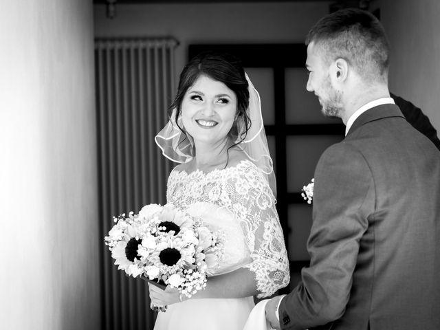 Il matrimonio di Fabio e Roxana a Cocconato, Asti 20