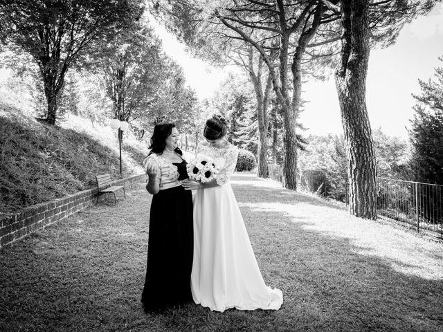Il matrimonio di Fabio e Roxana a Cocconato, Asti 21