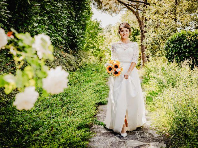 Il matrimonio di Fabio e Roxana a Cocconato, Asti 22