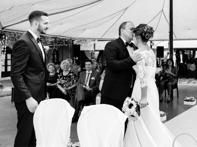 Il matrimonio di Fabio e Roxana a Cocconato, Asti 25