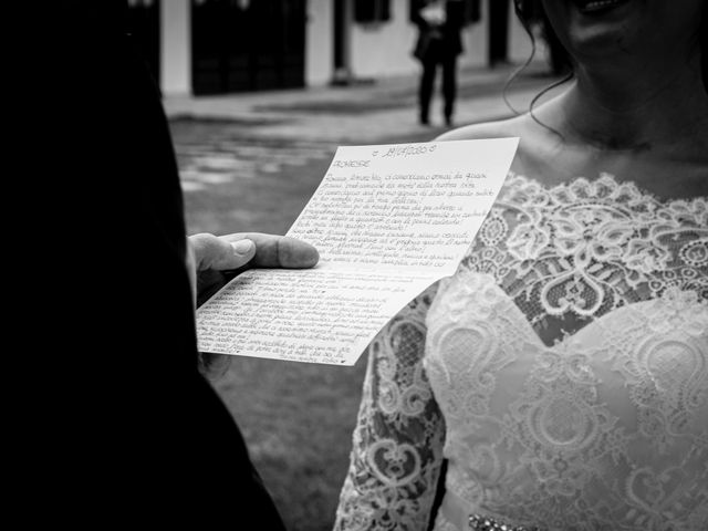 Il matrimonio di Fabio e Roxana a Cocconato, Asti 27