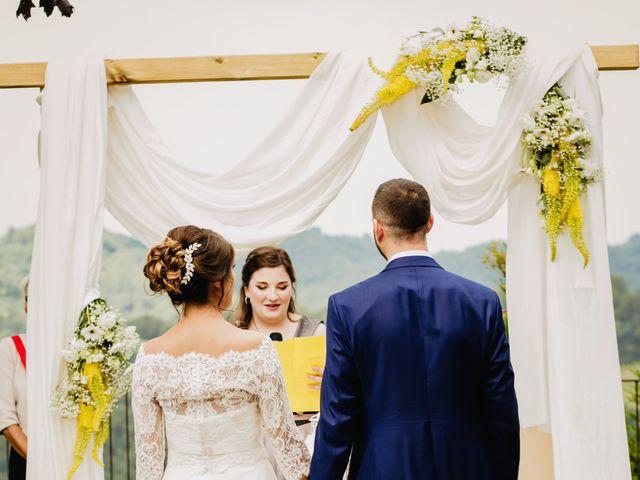 Il matrimonio di Fabio e Roxana a Cocconato, Asti 29