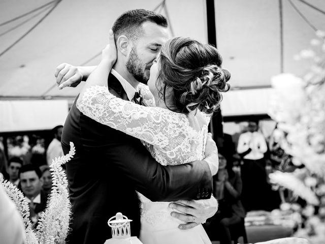 Il matrimonio di Fabio e Roxana a Cocconato, Asti 34