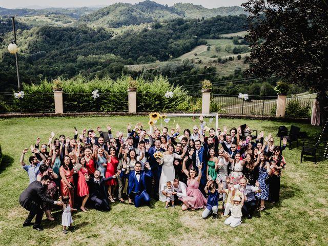 Il matrimonio di Fabio e Roxana a Cocconato, Asti 38