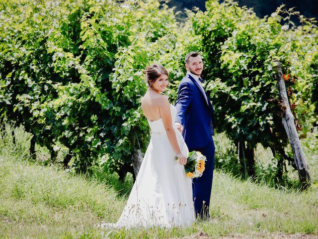 Il matrimonio di Fabio e Roxana a Cocconato, Asti 44