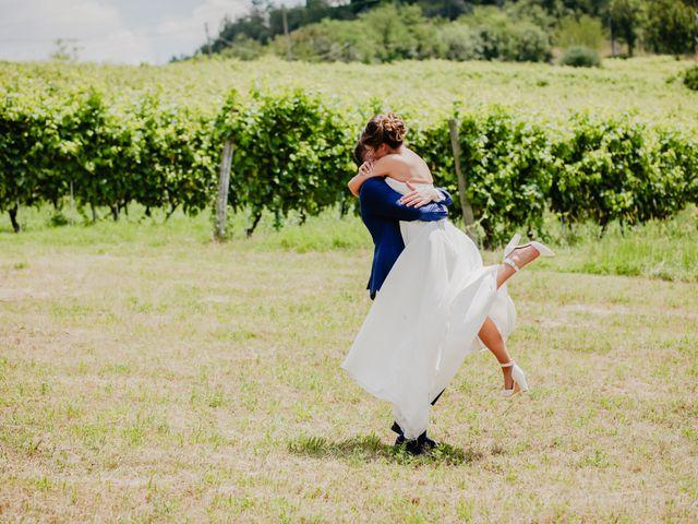 Il matrimonio di Fabio e Roxana a Cocconato, Asti 46
