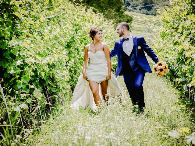 Il matrimonio di Fabio e Roxana a Cocconato, Asti 47