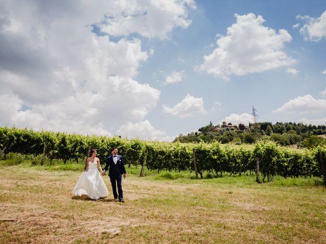 Il matrimonio di Fabio e Roxana a Cocconato, Asti 2