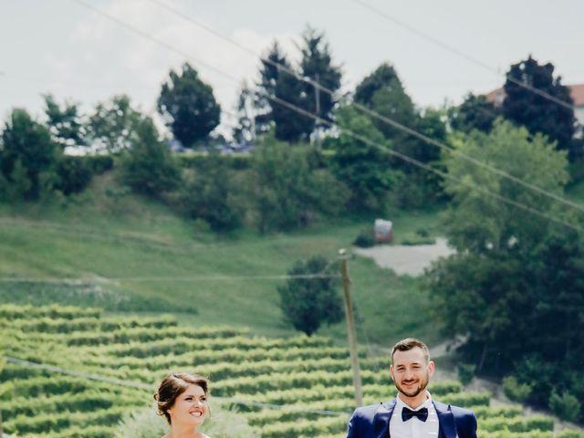 Il matrimonio di Fabio e Roxana a Cocconato, Asti 49
