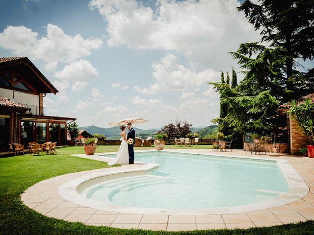 Il matrimonio di Fabio e Roxana a Cocconato, Asti 50