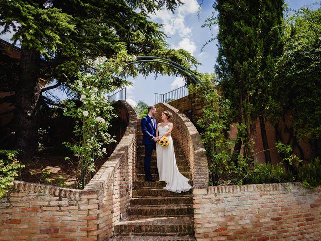 Il matrimonio di Fabio e Roxana a Cocconato, Asti 51