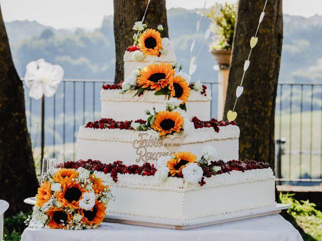 Il matrimonio di Fabio e Roxana a Cocconato, Asti 56