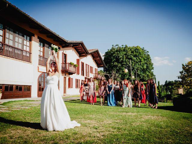 Il matrimonio di Fabio e Roxana a Cocconato, Asti 59